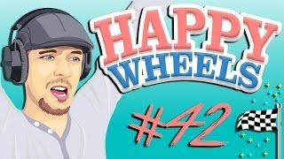 Happy Wheels - Part 42 | ONE SHOT... ONE LIFE