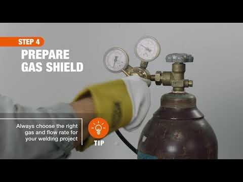 """1//4/"""" Thickness DIY Assorted Steel Welding Practice Kit"""