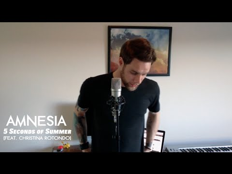 Amnesia - 5 Seconds of Summer | SMC Cover [Feat. Christina Rotondo]