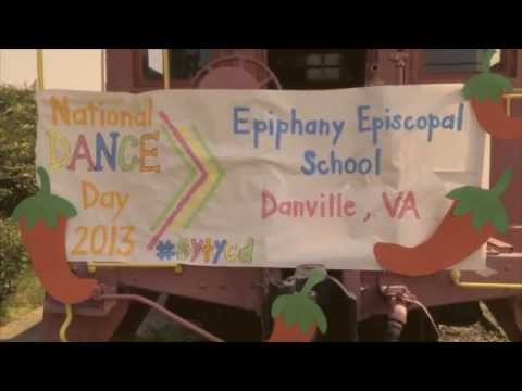 Epiphany Episcopal School Nat'l Dance Day 2013
