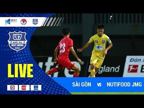 Trực tiếp   Sài Gòn - Nutifood JMG   VCK giải bóng đá VĐ U17 QG - Next Media 2020   VFF Channel