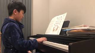 Piano - Two Tigers -Jayden from ADC