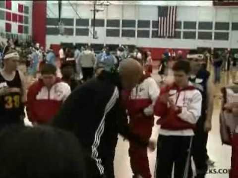 Milwaukee Bucks Special Olympics Clinic