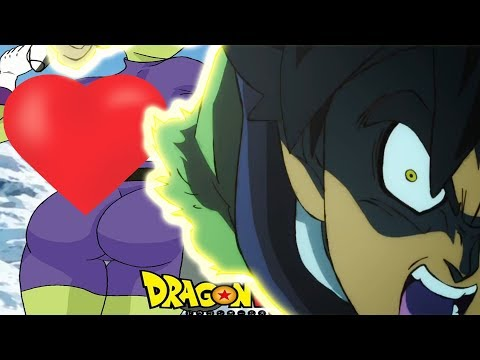 BROLY LOVE INTEREST REVEALED! Dragon Ball Super BROLY Movie SPOILERS