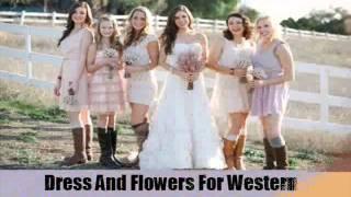 7 Ideas For Western Themed Wedding