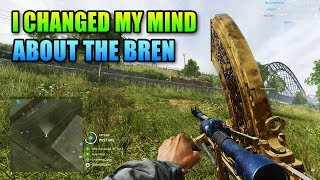 I Changed My Mind About The Bren Gun Battlefield V Weapon Review