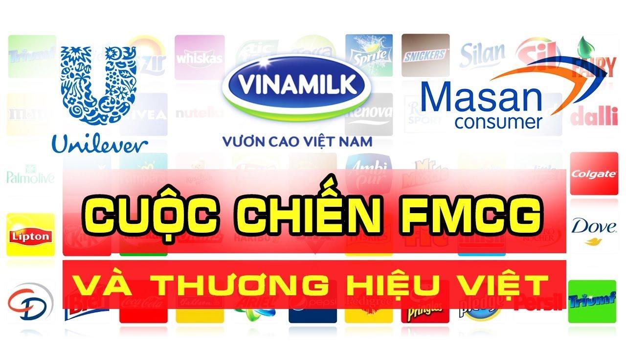 FMCG Là Gì? Thương Hiệu Việt Ở Đâu Trong Cuộc Chiến Ngành Hàng FMCG Tại Việt Nam?