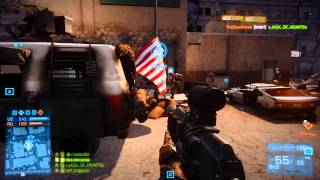 Battlefield 3 - Live Commentary - Conquest - Azadi Palace (BF3 Online Multiplayer Gameplay)