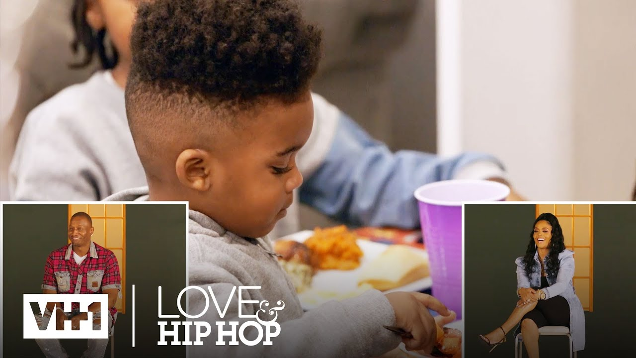 Rasheeda & Kirk React to Kannon Joining the Family! | Love & Hip Hop: Atlanta