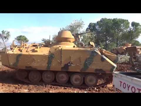 İrfan Sapmaz #Afrin Zeytin Dalı Operasyonunu Izliyor