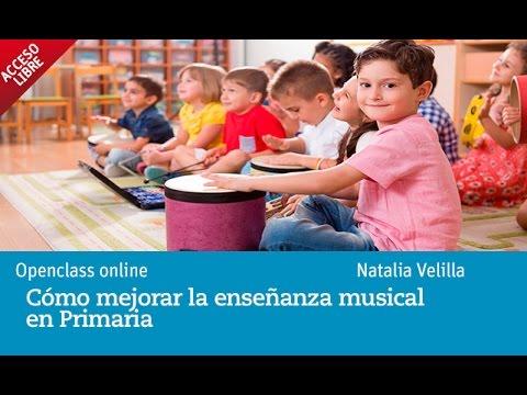 Cómo mejorar la enseñanza Musical en Primaria | UNIR OPENCLASS