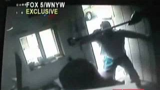 Father & son fight parking attendants. Son is killed.