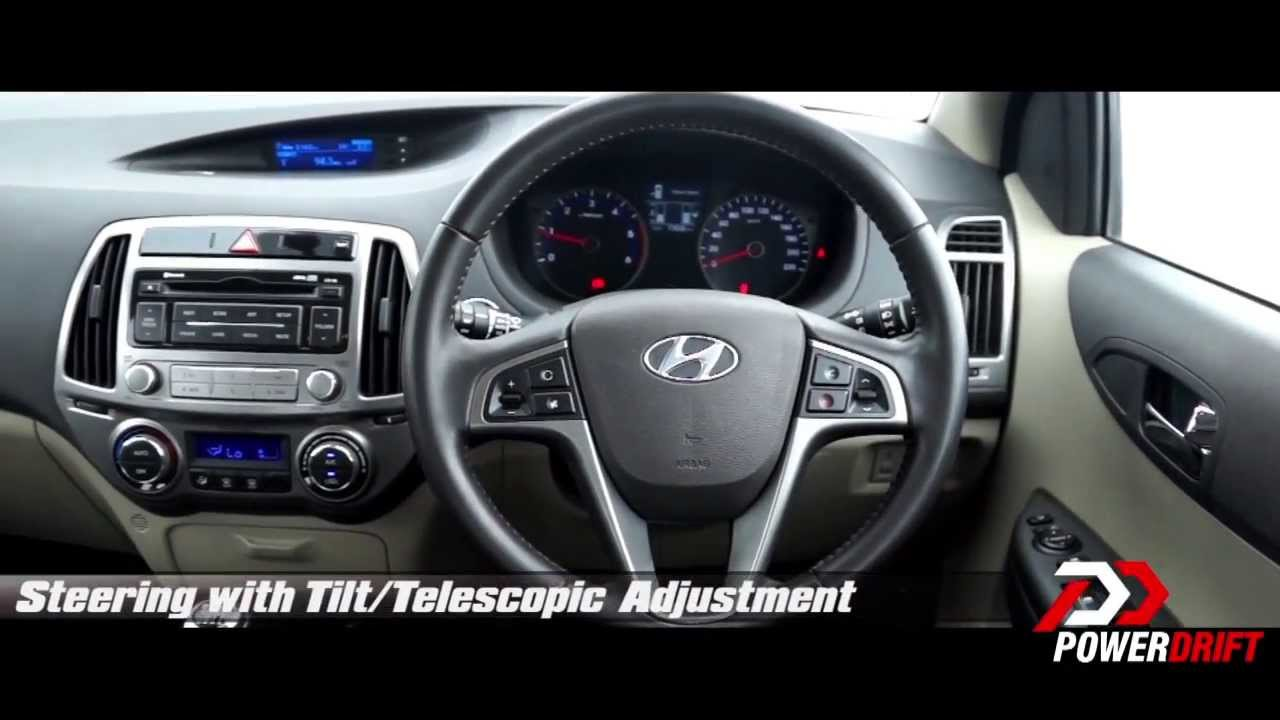 Hyundai i20 interior powerdrift youtube for Interior hyundai i20