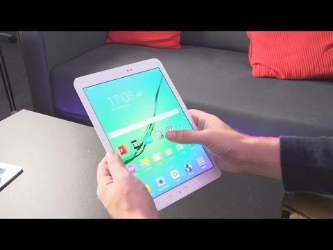 TEST Samsung Galaxy Tab S2, l