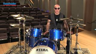 Kenny Aronoff on TAMA Drums by Sweetwater