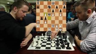 Battersea Blitz Chess Tournament: GM Simon Williams vs. IM Bartholomew  [Round 6]