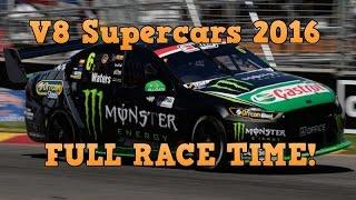 RFACTOR 2, V8 Supercars 2016, FULL RACE!