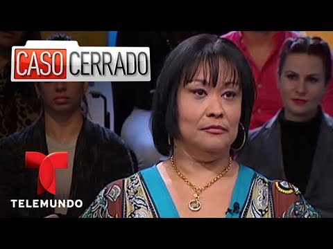 Caso Cerrado | Sex Ed Teacher Steals Student's Girlfriend👭🏫🕵💏 | Telemundo English