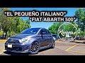 Prueba a Fiat Abarth 500 - Un gran italiano con corazon Turbo ¡SORPRENDETE!