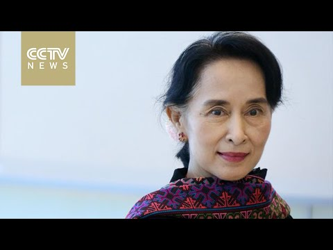 Myanmar's State Counselor Aung San Suu Kyi to visit China to boost ties