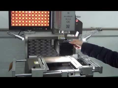 ZM R720 Small Pitch LED Bitcoin Miner BGA LGA CPU APU Repair and Rework machine