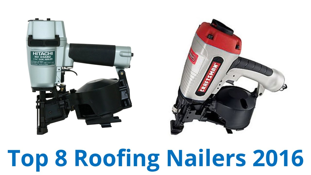 hitachi roofing nailer. 8 best roofing nailers 2016 hitachi nailer a
