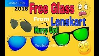 Free Frame form Lenskart   Lenskart gives free product limited offer   Lenskart free Glasses