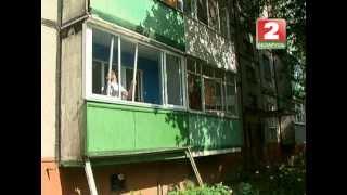установка алюминиевой балконной рамы(, 2013-07-30T09:10:10.000Z)