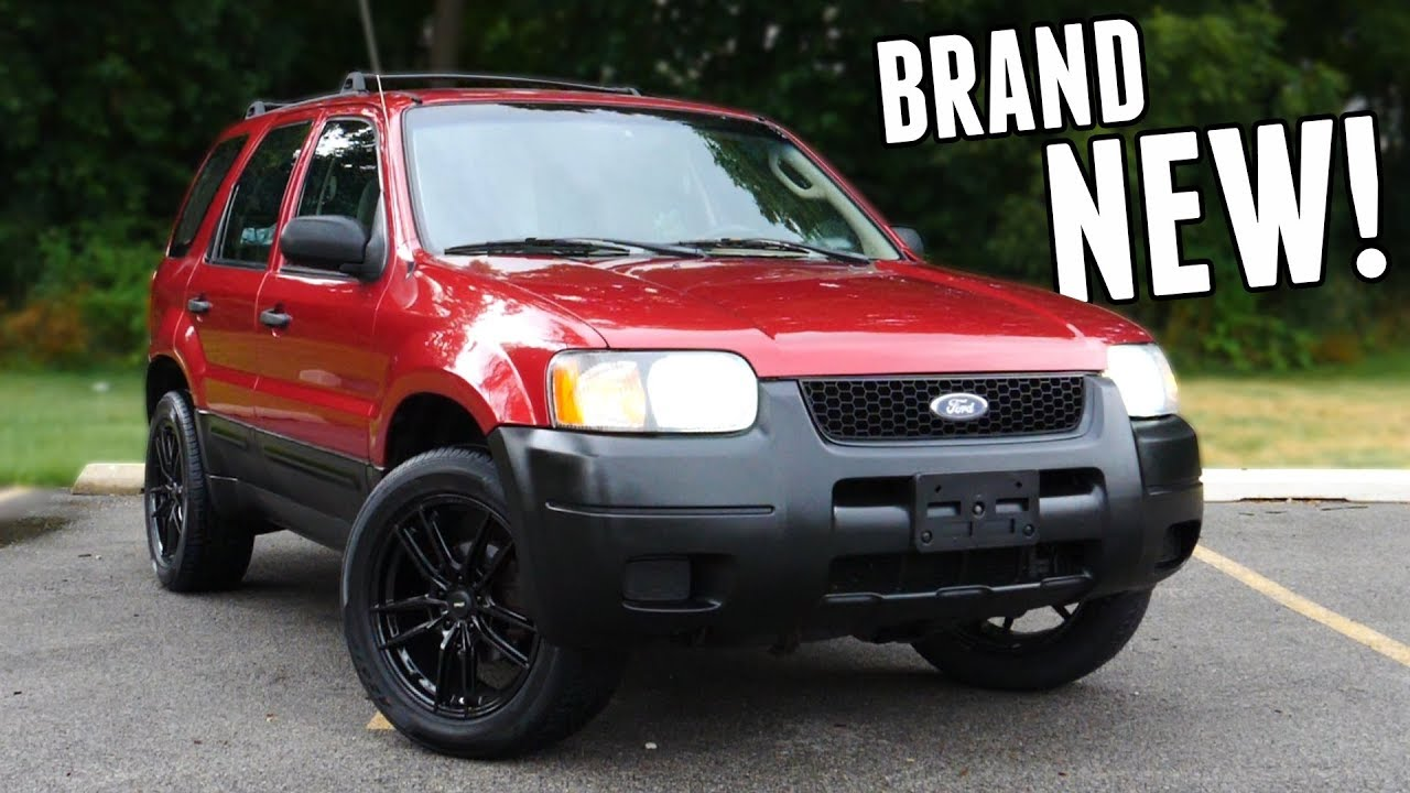 making-a-15-year-old-suv-look-brand-new