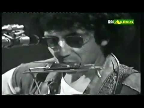 Edoardo Bennato - Io che non sono l'imperatore - Live Studio TV - 18-11-1975 - 1^ Parte