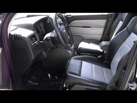 2007 Jeep Compass   Limited Sport Utility 4D Colma CA C12294A