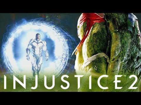 Thumbnail: Teenage Mutant Ninja Turtles - Possible Recycled Intro Dialogues | INJUSTICE 2