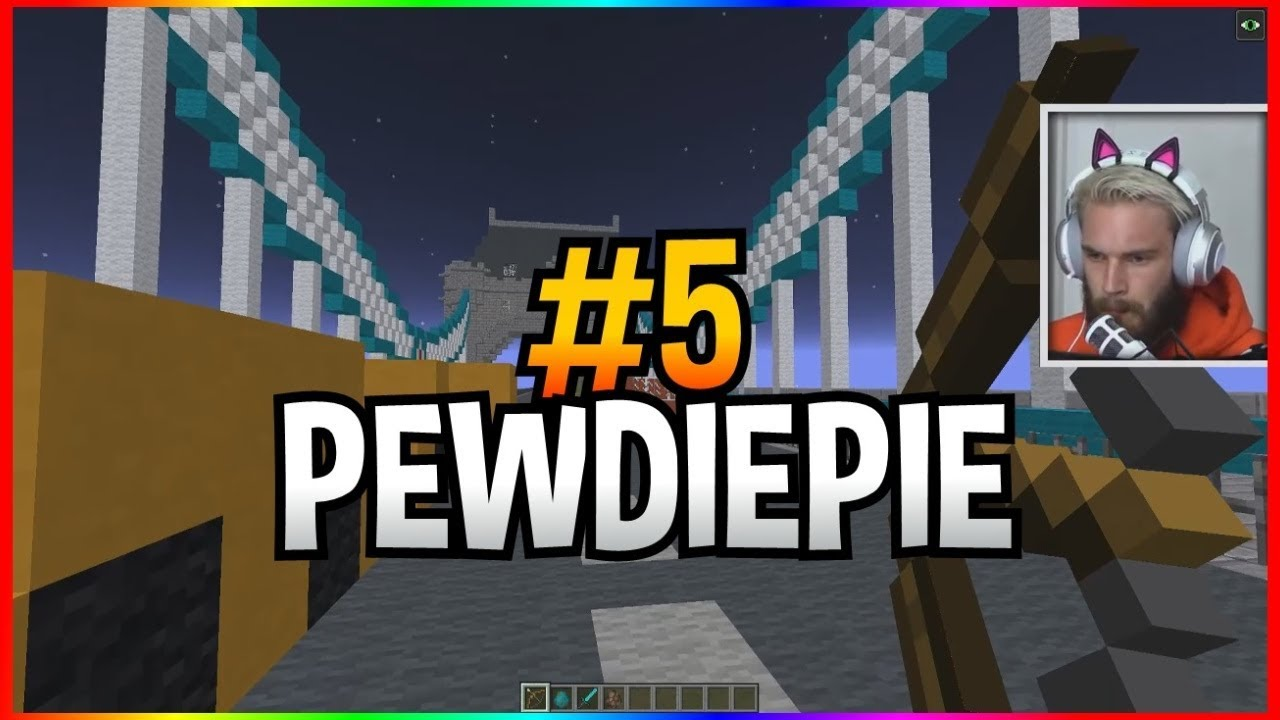 8 MINECRAFT YOUTUBERS WHO HAVE SWORN (Meme)