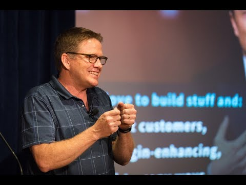 How to Run a Quarterly Product Strategy Meeting with Gibson Biddle, former VP Product, Netflix