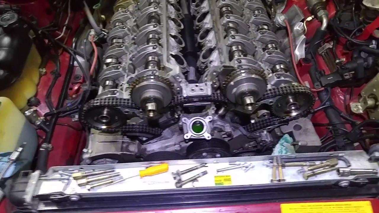 Oil Leak Repair >> M120 Oil Leak Videos Mercedes Benz Forum