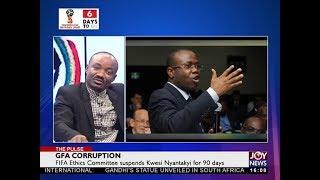GFA Corruption - The Pulse Sports on JoyNews (8-6-18)