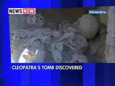 Cleopatra Tomb Discovered Youtube