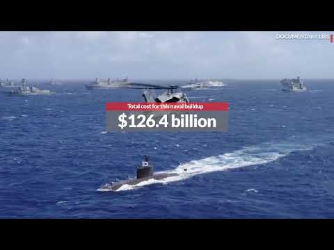 U S  Navy s New Plan  $126 4 billion for Naval buildup to Make America's Military Great Again