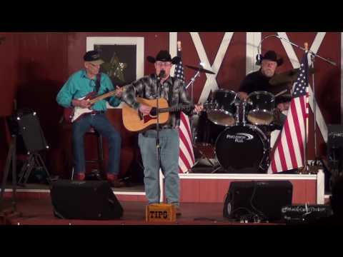 Keith Ross sings Kiss An Angel Good Morning at The Gladewater Opry 3 11 17