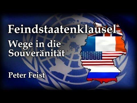 Feindstaatenklausel - Wie wird Deutschland wieder souverän?