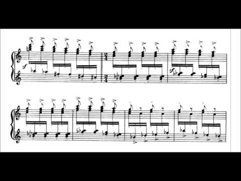 Villa-Lobos - A prole do bebê No.1 VII. O polichinelo (Nelson Freire, piano)