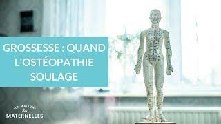 Grossesse : quand l'ostéopathie soulage - La Maison des Maternelles #LMDM