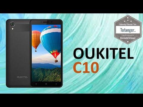OUKITEL C10 3G Mobile - Ecran 5 Pouces  18:9  Android 8