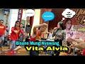 Vita Alvia Bisane Mung Nyawang, Terpana Dengan Kecantikan Vita Penonton Nekat Naik Panggung