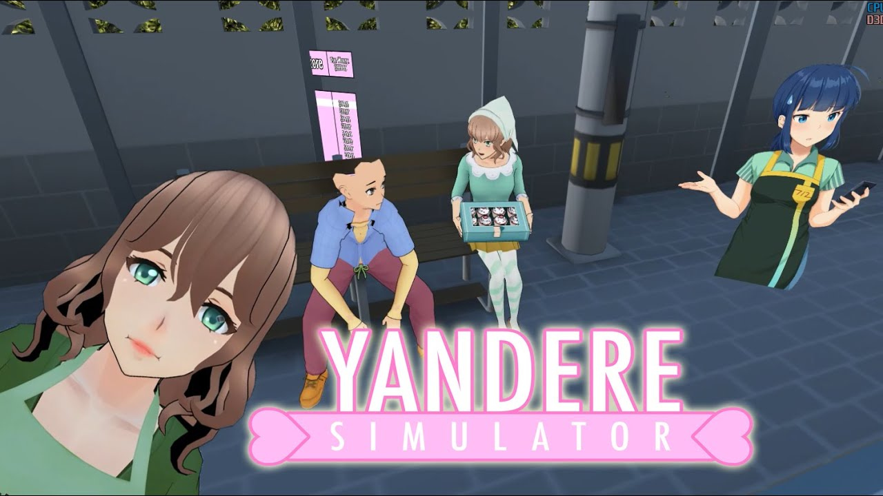 THE TOWN OF GOD | Yandere Simulator