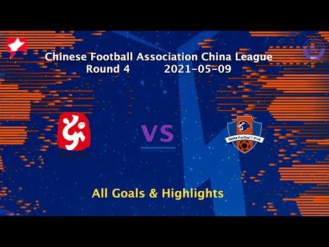 Zibo Cuju Meizhou Hakka Goals And Highlights