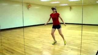 ##OKI FLASH MOB## - Party Rock Dance Tutorial