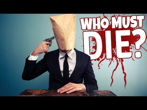 WHO MUST DIE? - Could You Kill An Innocent Person? (Who must Die Gameplay)  