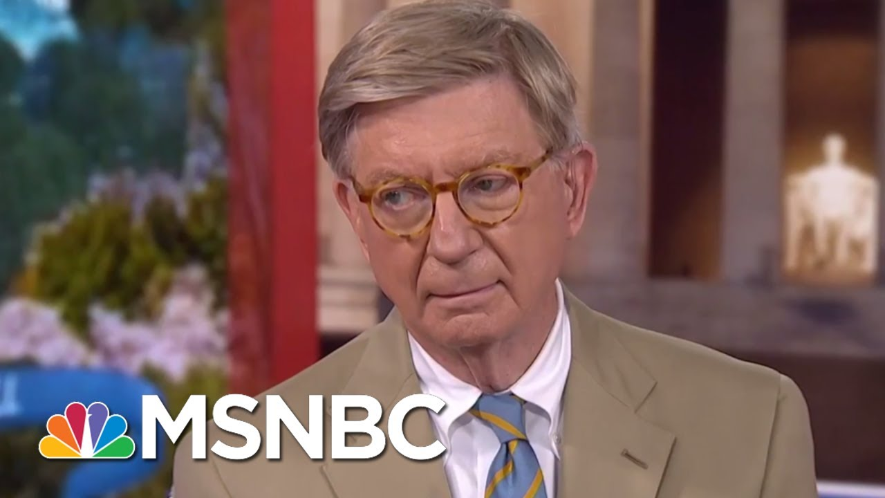 george will slams mike pence as worse than president donald trump