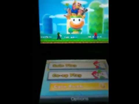 New Super Mario Bros  2  Cheats 1-1